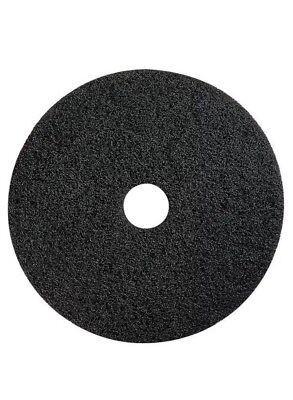 TOUGH GUY 4RU87 Stripping Pad, 20 In, Black, PK 5 H2*