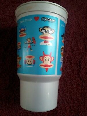Paul Frank Julius The Monkey Limited Editon Wahoo's Fish Taco Cup - Early 2000s