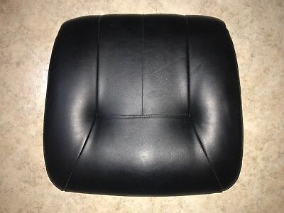 "Invacare Pronto M41 M50 M51 M61 M91 Sure Step 18"" Seat Bottom Cushion Black Pad"