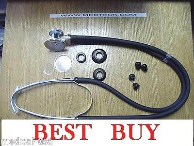 New Professional  STETHOSCOPE  5 IN ONE **only $7.00 New York,U.S.A SELLER SALE!