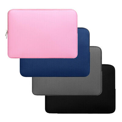 """Laptop Notebook Soft Sleeve Case Bag Pouch Cover For MacBook Air/Pro 11""""-15.6"""""""