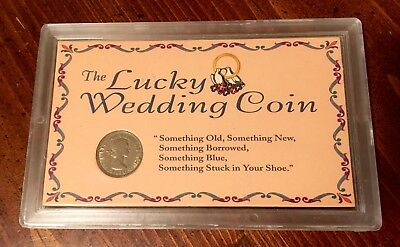 Wedding Coin Tradition - Six Pence