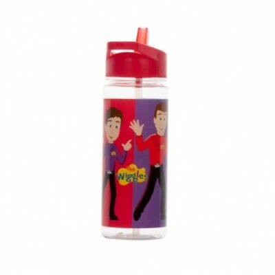 NEW The Wiggles Character Drink Bottle 550ml