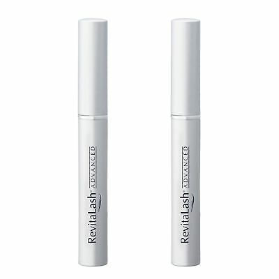 RevitaLash Advanced Eyelash Conditioner 3.5ml Makeup extension des Cils x2