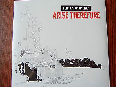 BONNIE PRINCE BILLY LP Arise Therefore (Palace Music / Will Oldham) NEU-OVP