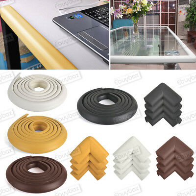 Baby Safety Table glass Edge Corner Cushion Guard Strip Softener Bumper Protect