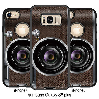Camera Pattern #67 For Samsung Galaxy Note 8 Phone Shell Case Silicone Cover