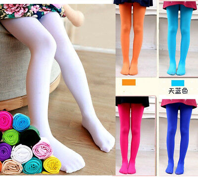 Hot New Baby Girl Pantyhose Soft Kids Children girl Pantyhose Tights Dance Socks