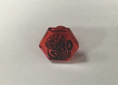 Takara Tomy Beyblade Japan Part Poison Serpent Face Red Color Bb69