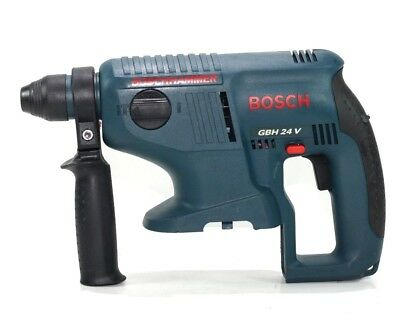Bosch Akkubohrhammer GBH 24 VRE SDS Plus Solo Professional