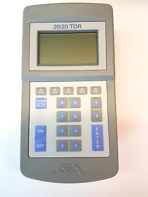 AEA 20/20 TDR (Time Domain Reflectometer) F