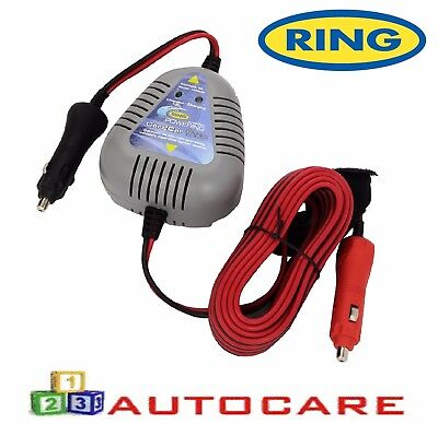 Ring Car2Car 1600 12V DC-DC Charger Battery Booster For Car Up To 1.6L