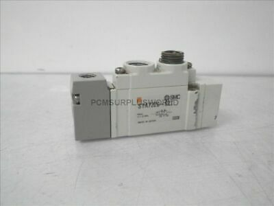 SYA7220-02T SYA722002T SMC solenoid valve SY7000 air pilot (Used and Tested)