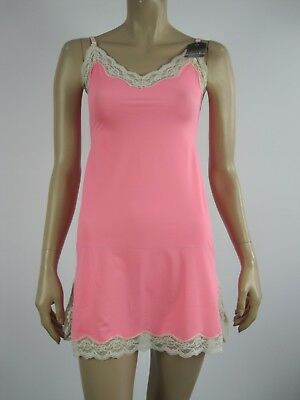 Bonds Ladies Intimates Slip Camisole sizes 10 12 14 Colour Hot Pink