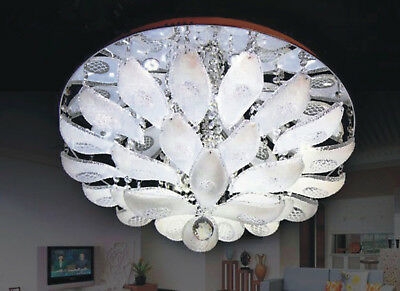 Modern rgb colour changing led ceiling chandelier light mp3 modern rgb colour changing led ceiling chandelier light mp3 bluetooth music 2009 aloadofball Image collections