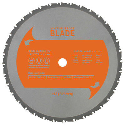 355mm Multi Purpose Blade to suit Evolution Rage 2