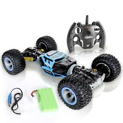 Jovial Outdoor 2.4 GHz Wireless Remote Control Car RC Stunt Car Rock Crawler
