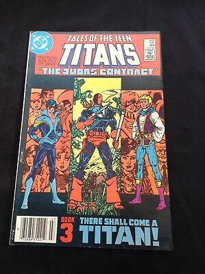 Tales of the New Teen Titans 44 DC JULY 1984