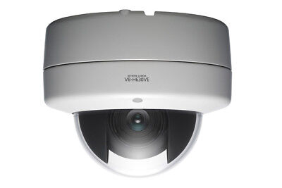 Canon VB-H630VE Vandal Resistant Outdoor Dome Camera 2.1 MP HD