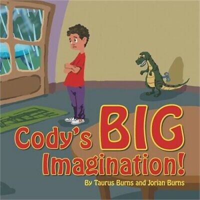 Cody's Big Imagination! (Paperback or Softback)
