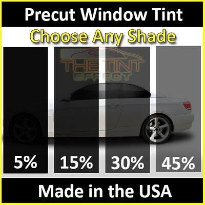 UCD PRECUT FRONT DOORS WINDOW TINTING TINT FILM FOR CHEVY TRAVERSE 18-19
