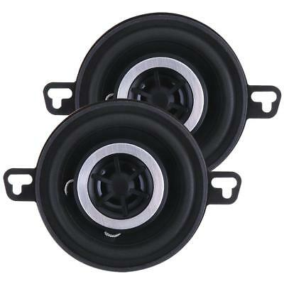 1 PAIR 3.5'' 200W 4Ω 10cm 2-Way Car Audio Coaxial Horn Speaker Full Frequency