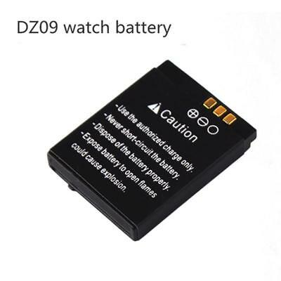For DZ09 Smart Watch Battery Replacement 3.7V 380mAh Li-ion Polymer Battery New
