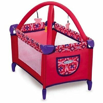 Graco Doll Pack N Play with Playgym