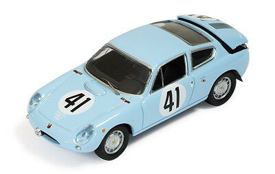 SUPER PRICE! SIMCA Abarth 1300 #41 Le Mans 1962 LMC145 New IXO 1:43