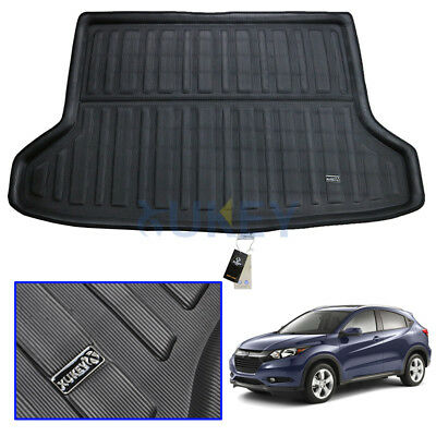 Boot Cargo Liner Rear Trunk Floor Mat Tray For Honda HRV HR-V 2014-2019