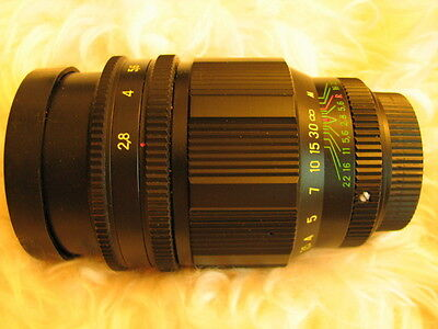 SRL M42 Tair-11A 2,8/135mm. Tip-Top !! Ideal condition.