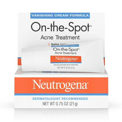 Neutrogena On-the-Spot Acne Treatment Vanishing Cream 21g