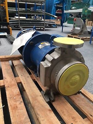PO80.50.200 Verder Mag Drive Centrifugal Pump with 400/3P/50 Motor & Thermistor