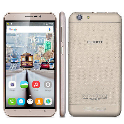 5.5'' CUBOT Dinosaur HD 4G Android 6.0 Smartphone 3GB/16GB Cellulare Quad Core