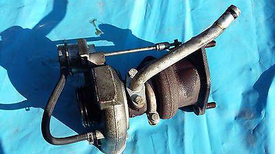 GENUINE ROVER 75/MG ZT 2.0 CDT/CDTi DIESEL TURBO CHARGER ASSEMBLY PMF100520