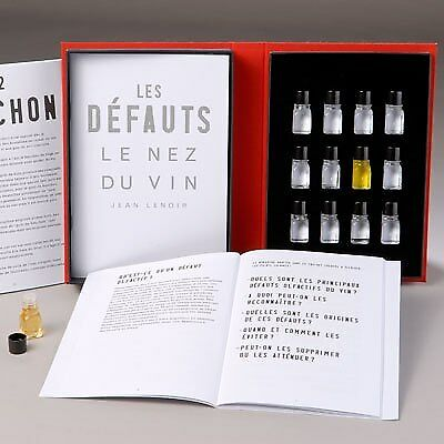 LE NEZ DU VIN | 12 aromas kit | Faults