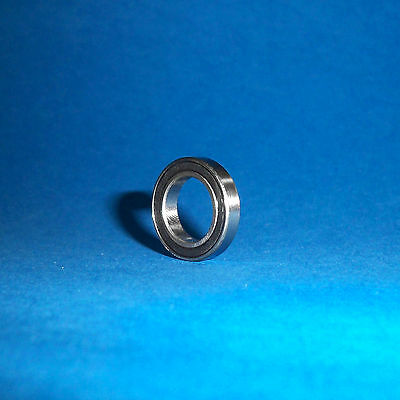 6 Kugellager 6904 / 61904 2RS / 20 x 37 x 9 mm