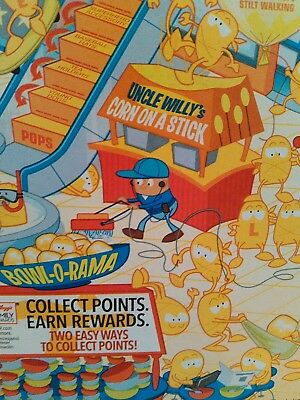VERY RARE RECALLED Racist Kelloggs Corn Pops Cereal LIMITED SUPPLY 9.2 oz box