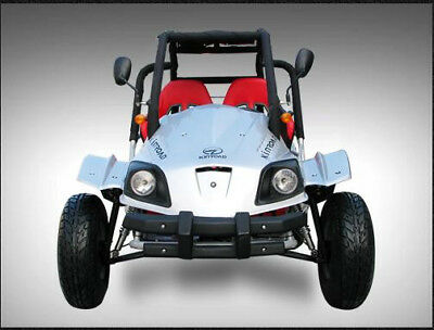150cc 4 Stroke Adult Go Kart Off Road Dune Buggy +Reverse gear Max: 37.5 miles/h