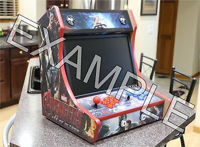 Bar Top Arcade Cabinet - Fully Built