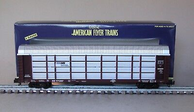 American Flyer 6-47933 Norfolk Southern Auto Carrier by Lionel NS 171257