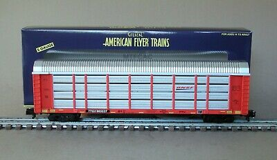 American Flyer 6-47936 BNSF Auto Carrier by Lionel TTGX 965537