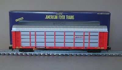 American Flyer 6-47937 BNSF Auto Carrier by Lionel TTGX 965542