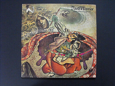 Jade Warrior. Last Autumn's Dream. UK Vertigo Swirl. 1972 Gatefold. Rare!!!