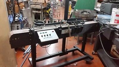 Autolabe 620 Automatic Pressure Sensitive Wrap Labeler and Wrap Station