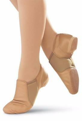 Jazz Shoes MANY Child/Youth Sizes Slip On Leather Various Brands GREAT for class