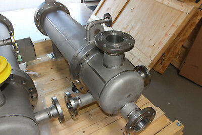 Lot Of (4) Pfeiffer Heat Exchangers, New