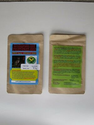 KOPI LUWAK - ARABICA TYPICA COFFEE - 70g POUCH FRESHLY ROASTED - AU