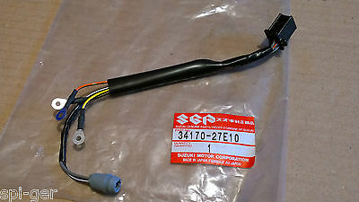 GSF-1200 MK1 Suzuki New Genuine Fuel Gauge Meter Harness Socket Wire 34170-27E10