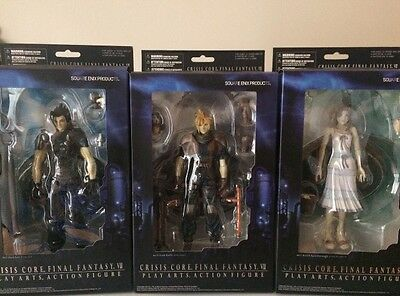 Final Fantasy 7 Play Arts Action Figures